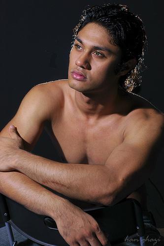 malay man model nude video