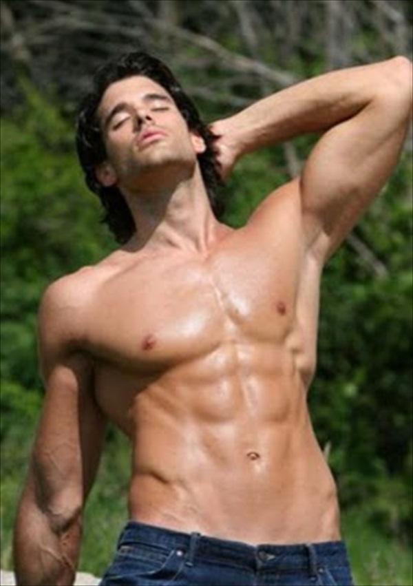 Matt Aymar Mr Universe Model Canada 2010