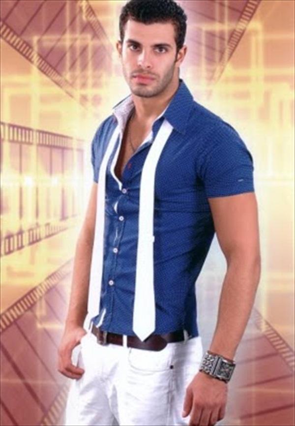 Tarek Naguib- Mr. World Egypt 2010