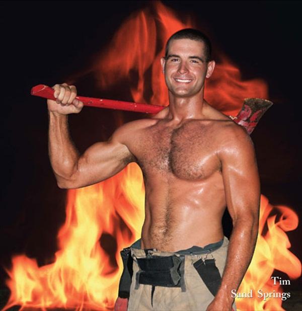 from Peter gay firemen calendar