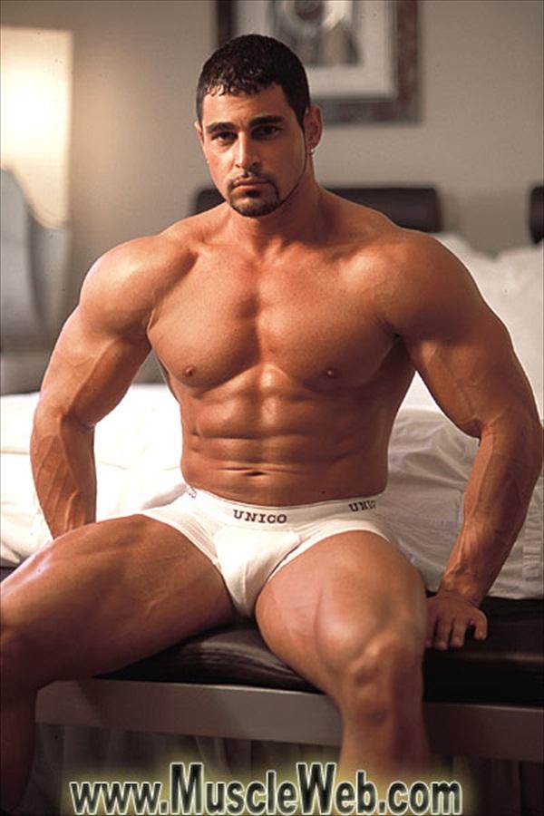 Mark Alvisi the Top Body Builder