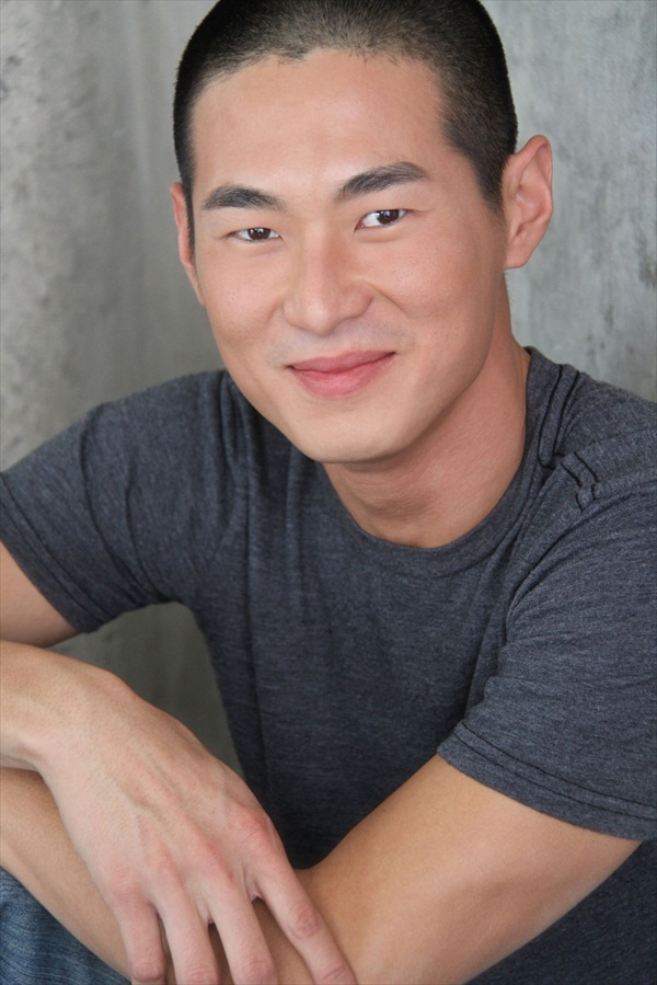 Young Gay Asian