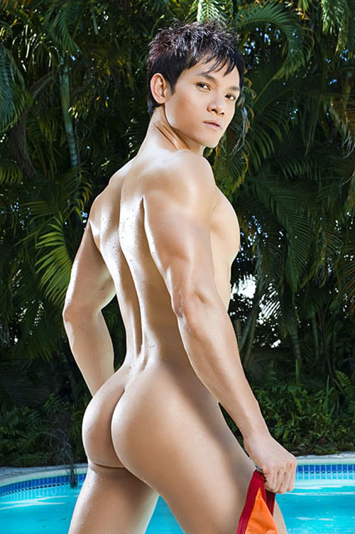 Men's backless open butts sexy see