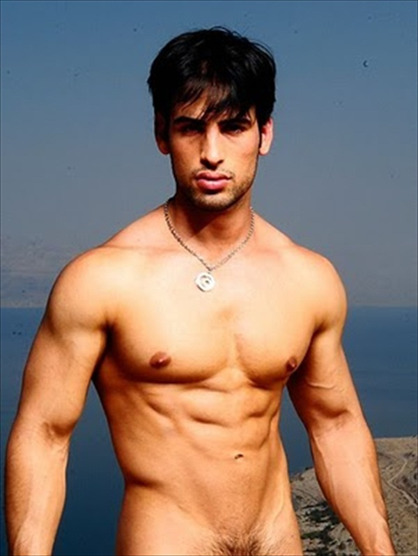 men indian models naked
