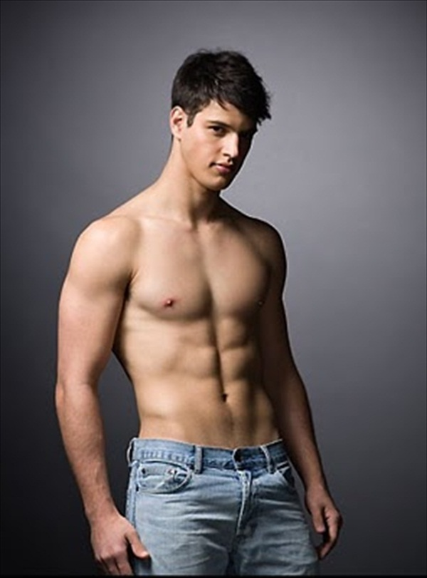 Thomas Ivasaki- In The Buff | Fitness Men