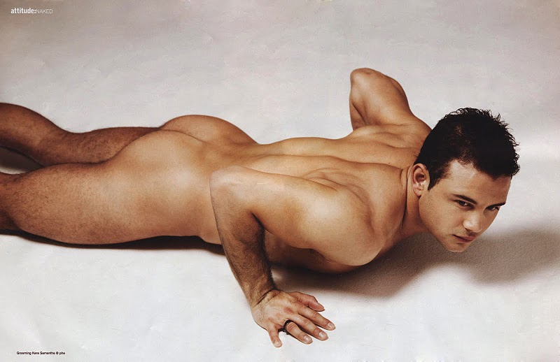 Photos of naked men with large testicles 8