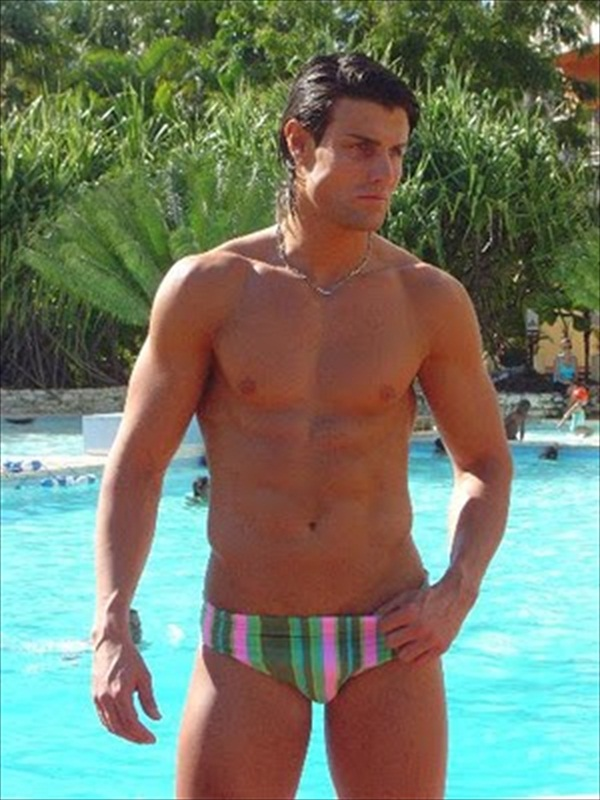 Ivan Cabrera Trigo Spain S Bet Is Mr Universe Model 2008 Fitness Men