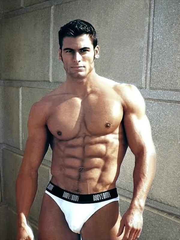 T.J. Hoban - Hot Hunk with Killer Abs