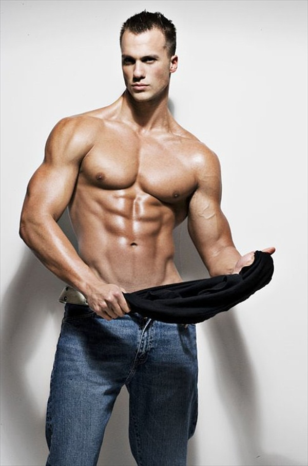 Pin su muscle men