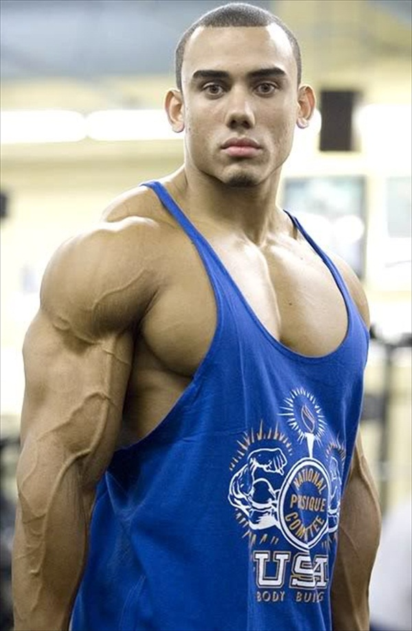 Sexy Male Bodybuilders Part 29 - Real Hard Muscle Hunks-4044