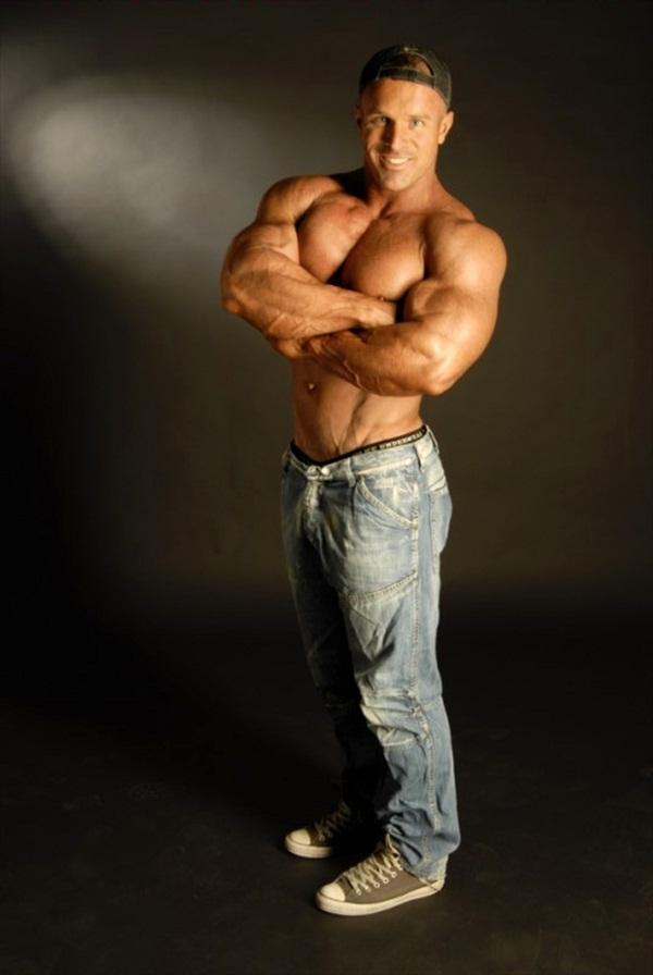Con Demetriou Mr Australia Male Bodybuilder