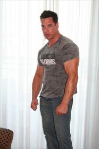 Mark Wolff - Big Muscle Hunk Bodybuilder