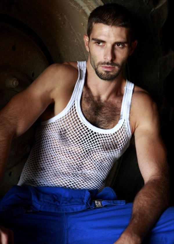 Jordan - Hot Hairy Muscle Man, A Good Fur-Tune-6549