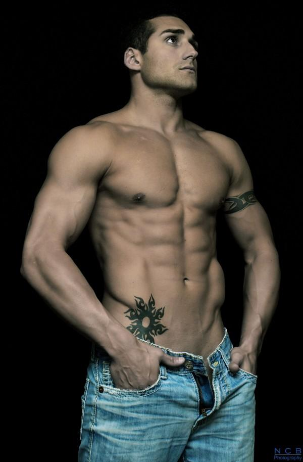Sexy Male Fitness Models Part 32 - Too Hot Ripped Vascular -1258