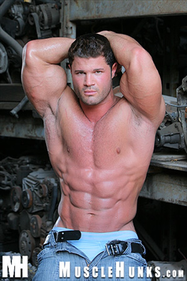 Almost Perfect: Fitness Men
