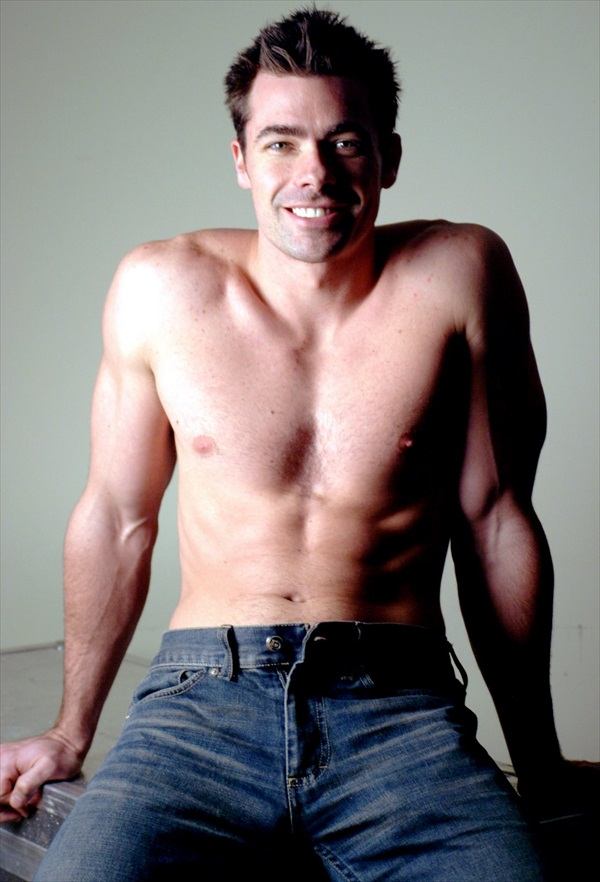 Jack Lange - Nakednewsdailymale Model-4415