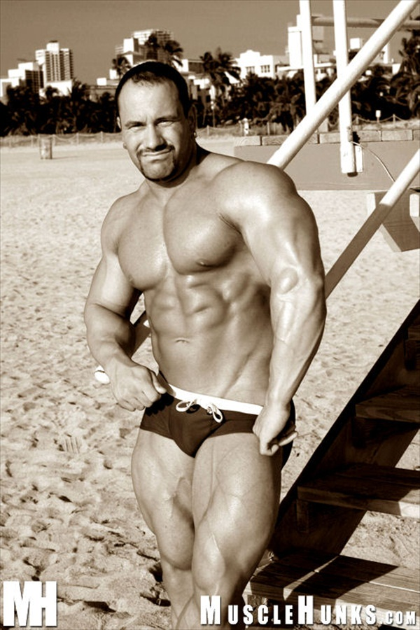 Anthony jeselnik shirtless